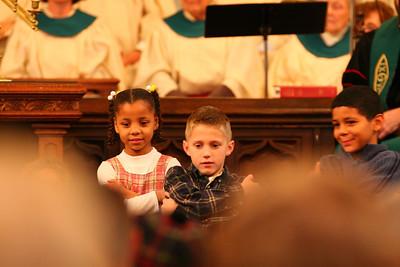 2006-11-12 Sarah baptism at FBC Dayton