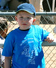 (5.06.2006 -- Sonoita, AZ)  Connor just before the stick race at the Sonoita Horse Race.