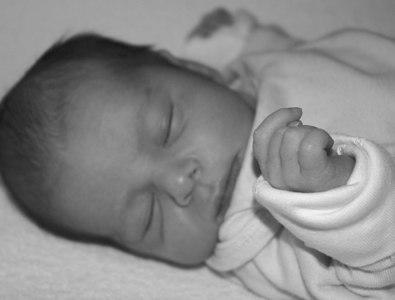Jasper - 6 days old