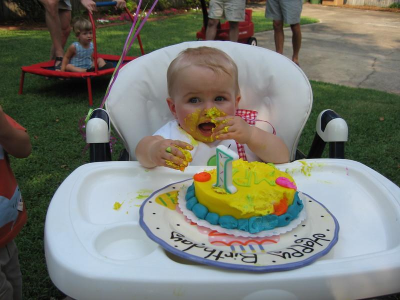 Maggie's 1st Birthday 07-01-06 (45)