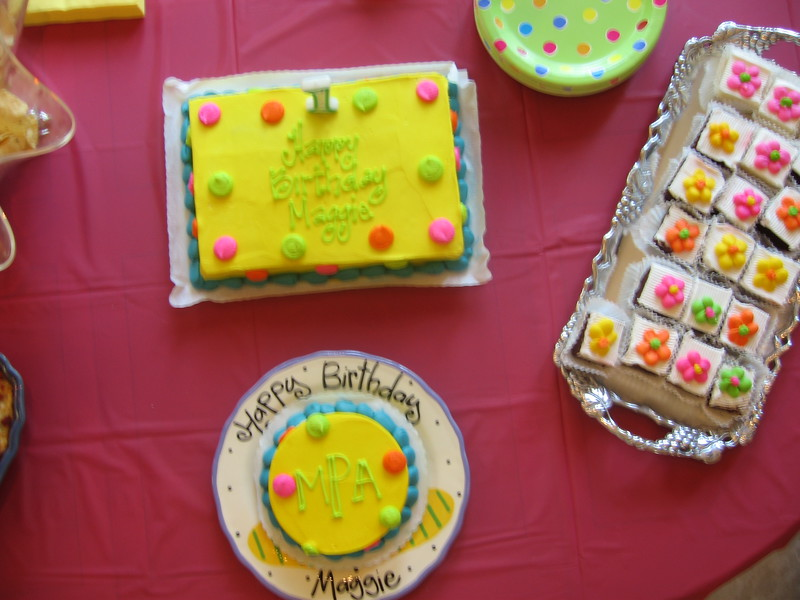 Maggie's 1st Birthday 07-01-06 (5)