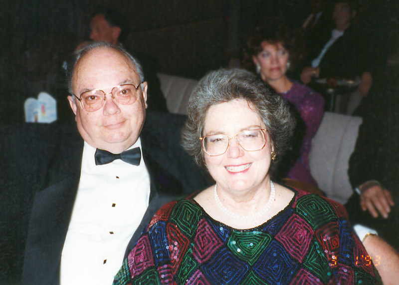 Mom and Dad formal
