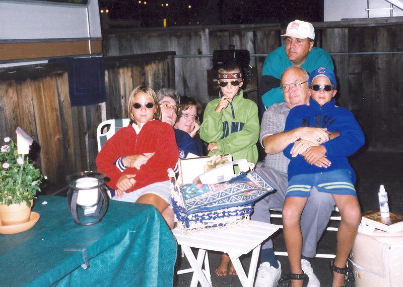 starace's and grandma and gramps