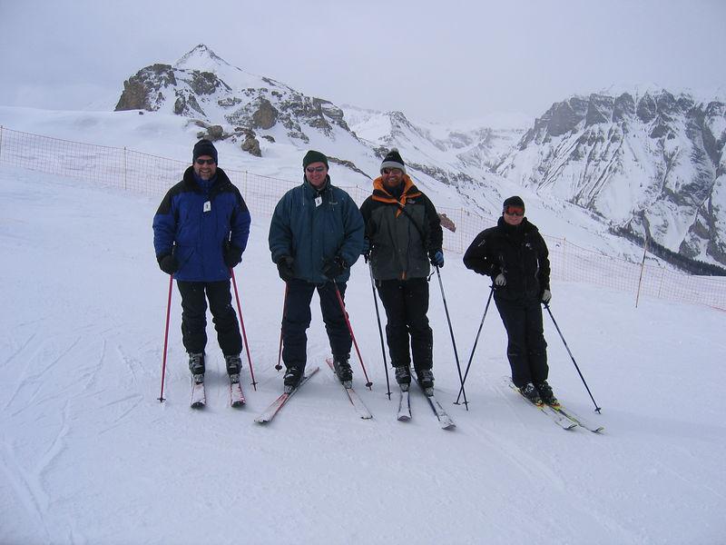 Rob, John, Big Rob, Thom