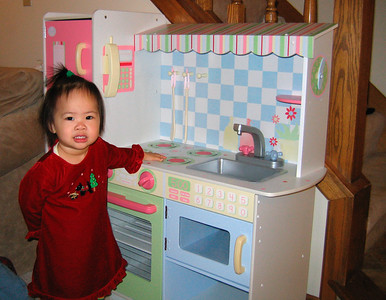 dec 25, 06 my very own kitchen