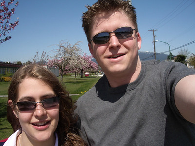 2006 04 22-Sarah and I 006
