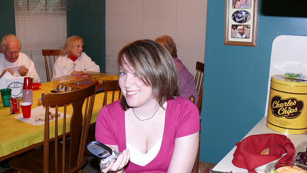 2007, 01-27 Rory's Birthday