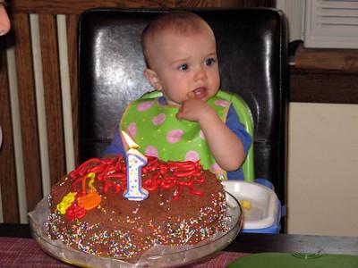 2007-09 Grandbaby's First Birthday