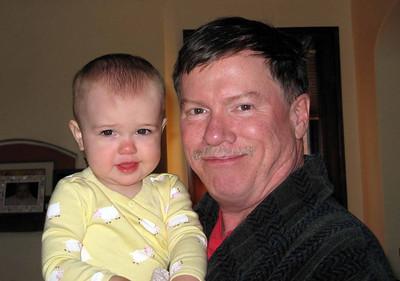 2007-10 We Visit Grandbaby