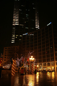 Indiana downtown