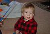 Picture of Josiah @ Christmas from Trenton Missouri by Jerri Lynn