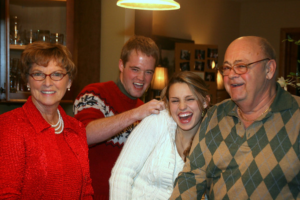 2007 Coppersmith Family Christmas