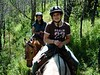 Riding at Bearcat Stables -01365