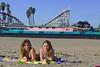 Santa Cruz Feb 17, 2007 Boardwalk girls 1