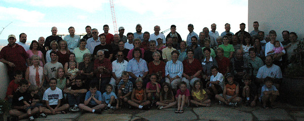 2007 Family Reunion families