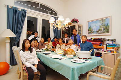 11/22/2007 - Thanksgiving Party