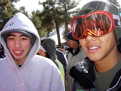 1/7/2007 - Tubing,  1/14/2007 - Ski