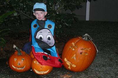 Gavin on Halloween