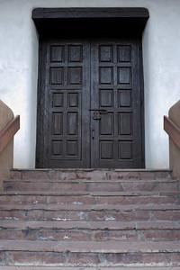 Santa Fe Art Museum Door