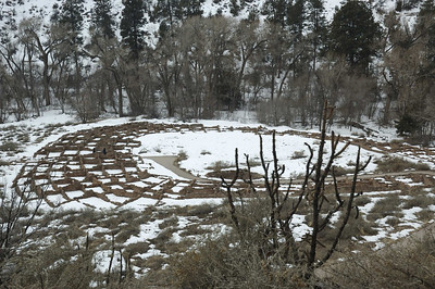Bandelier National Monument Ruins