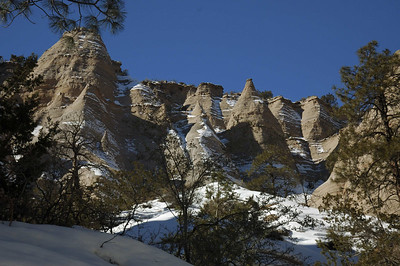 Tent Rock Canyon