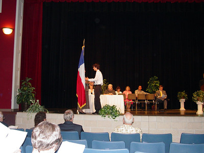 2007 Scholarship Awards