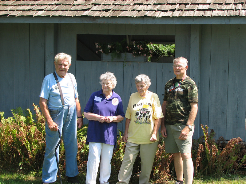2nd Generation - Jim, Mary, Betty and Bruce