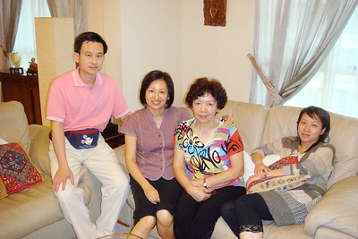 2007 with family
