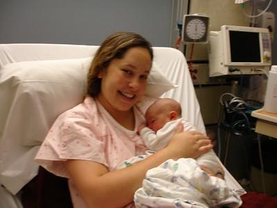 2007-05-24 Taylar Birth