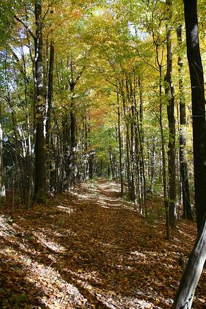 2007-10-21 Caeser Creek hike