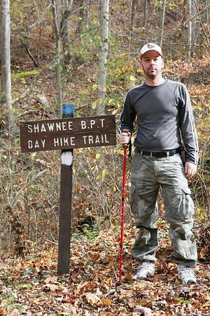 2007-11-04 Shawnee hike