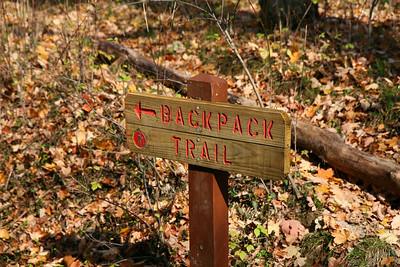 2007-11-12 East Fork hike