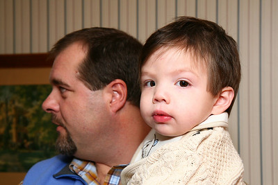 2007-11-22 Thanksgiving at Nana and Papa's