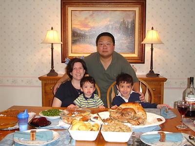 2007-11-22 Thanksgiving