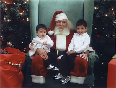 2007-12-23 Santa
