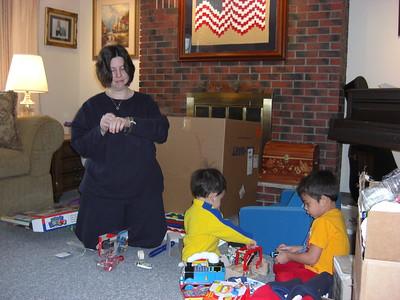 2007-12-25 Christmas Day