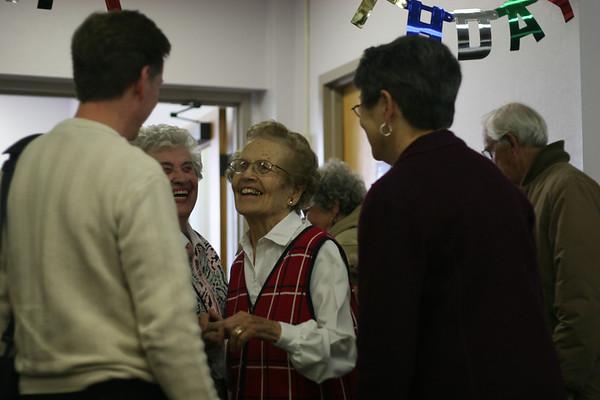 2007 Grandma Cobb's 95th bday