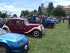Went to Cabris for the moto-jumble, but they had an old car run going at the same time.
