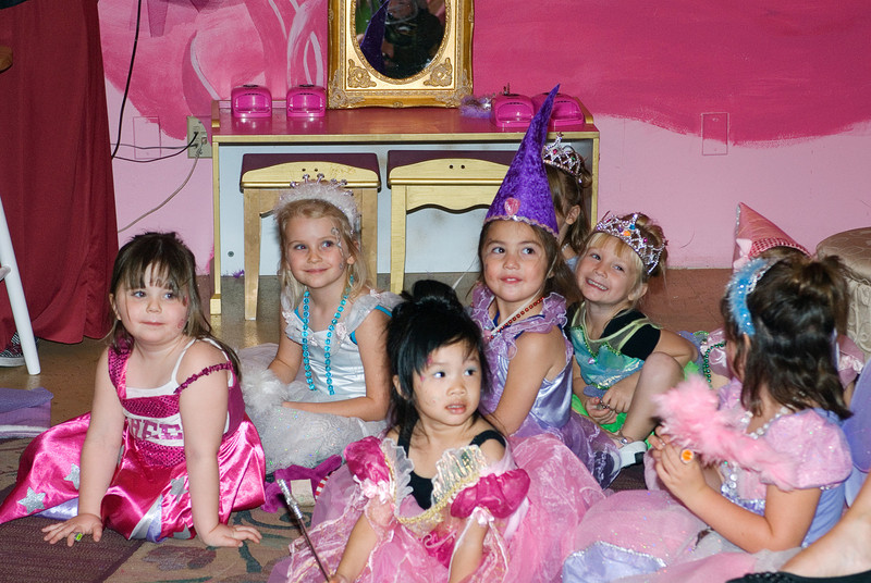 10.14.2007 --- Claire's Birthday/Princess Party