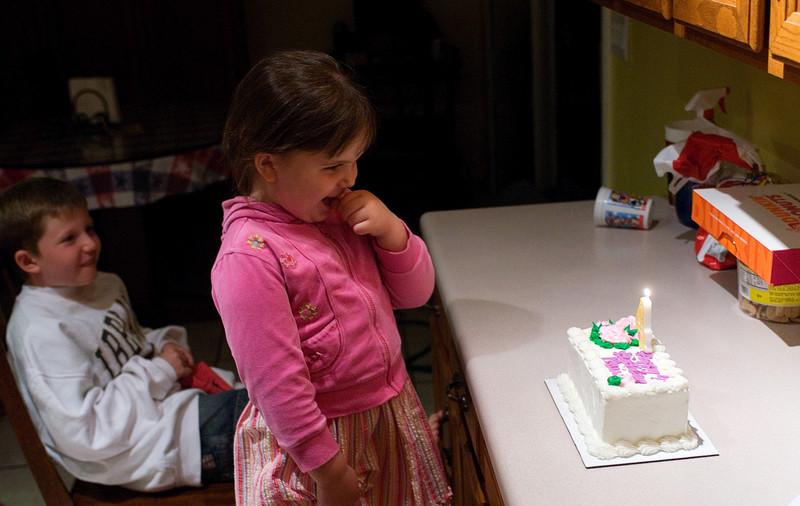 10.13.2007 -- Claire's Birthday