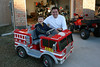 """Papai e meu """"fire truck"""""""