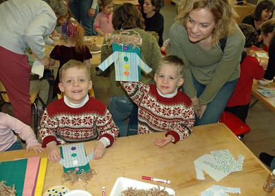 Arts & Crafts at Preschool show