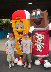 Hershey Park VIP 100th Anniversary Celebration