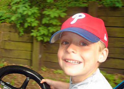 Brady driving