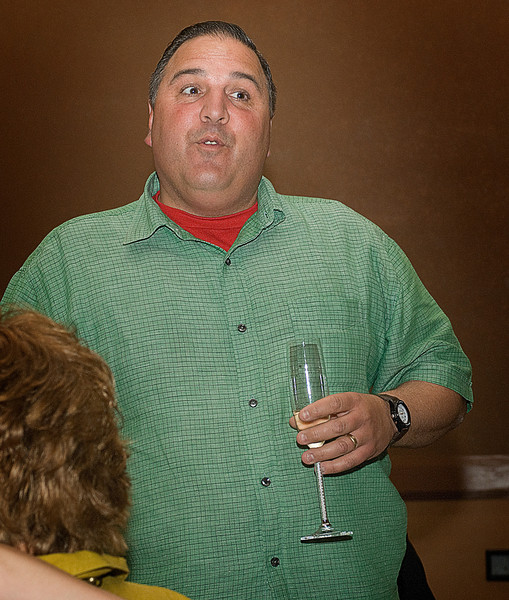 (3.24.2007)  Images from Mike and Eileen's 25th wedding anniversary celebration.