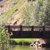 Fishing Off of Bridge
