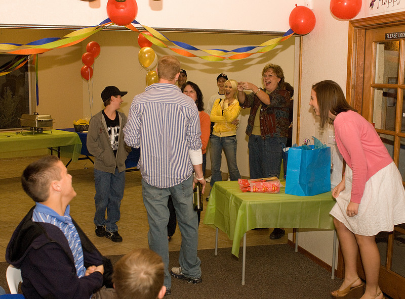 11.24.2007 -- Rory's 21st Surprise Birthday Party.