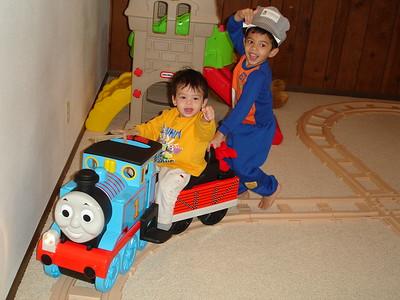 2007-11-18 Thomas the Tank Engine
