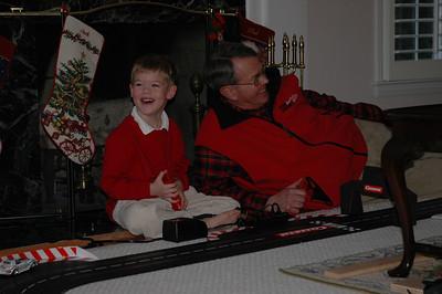 Slot Cars - Will & Bapa (2)