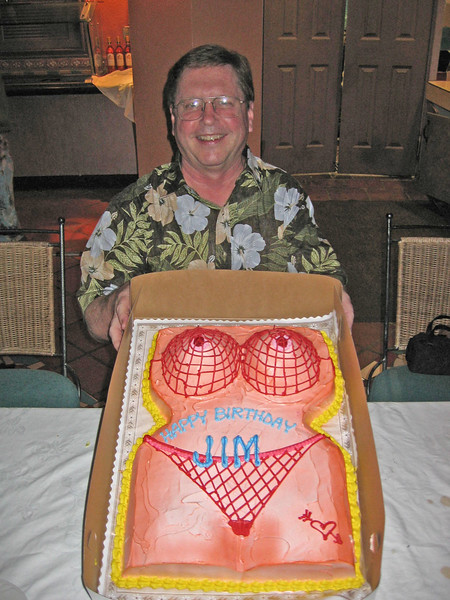 Jim's 60th birthday